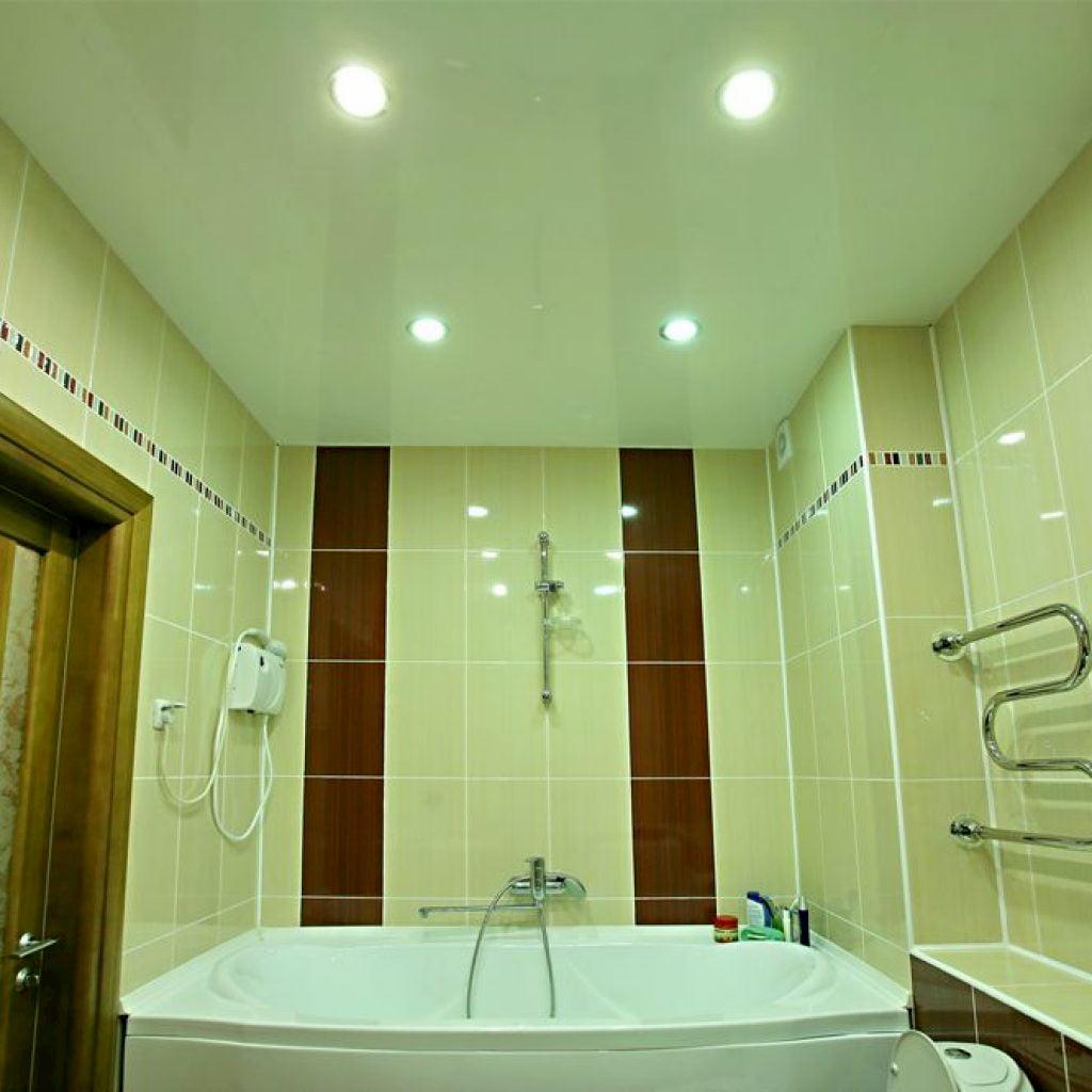 Потолок для ванной #8