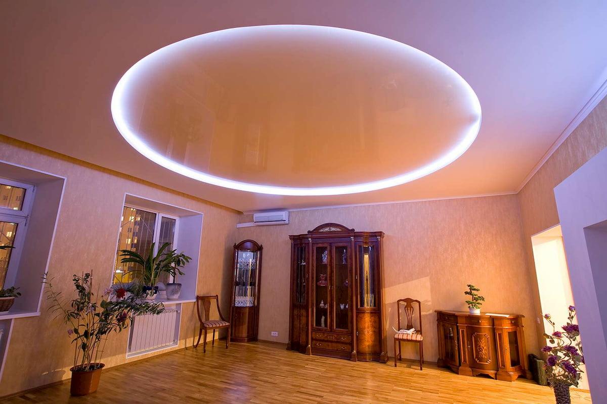 Потолок для дома #8