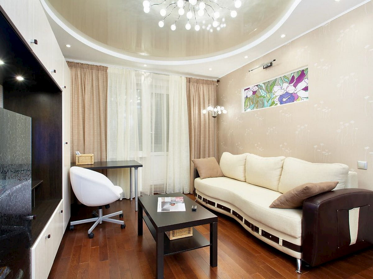 Потолок для зала #8