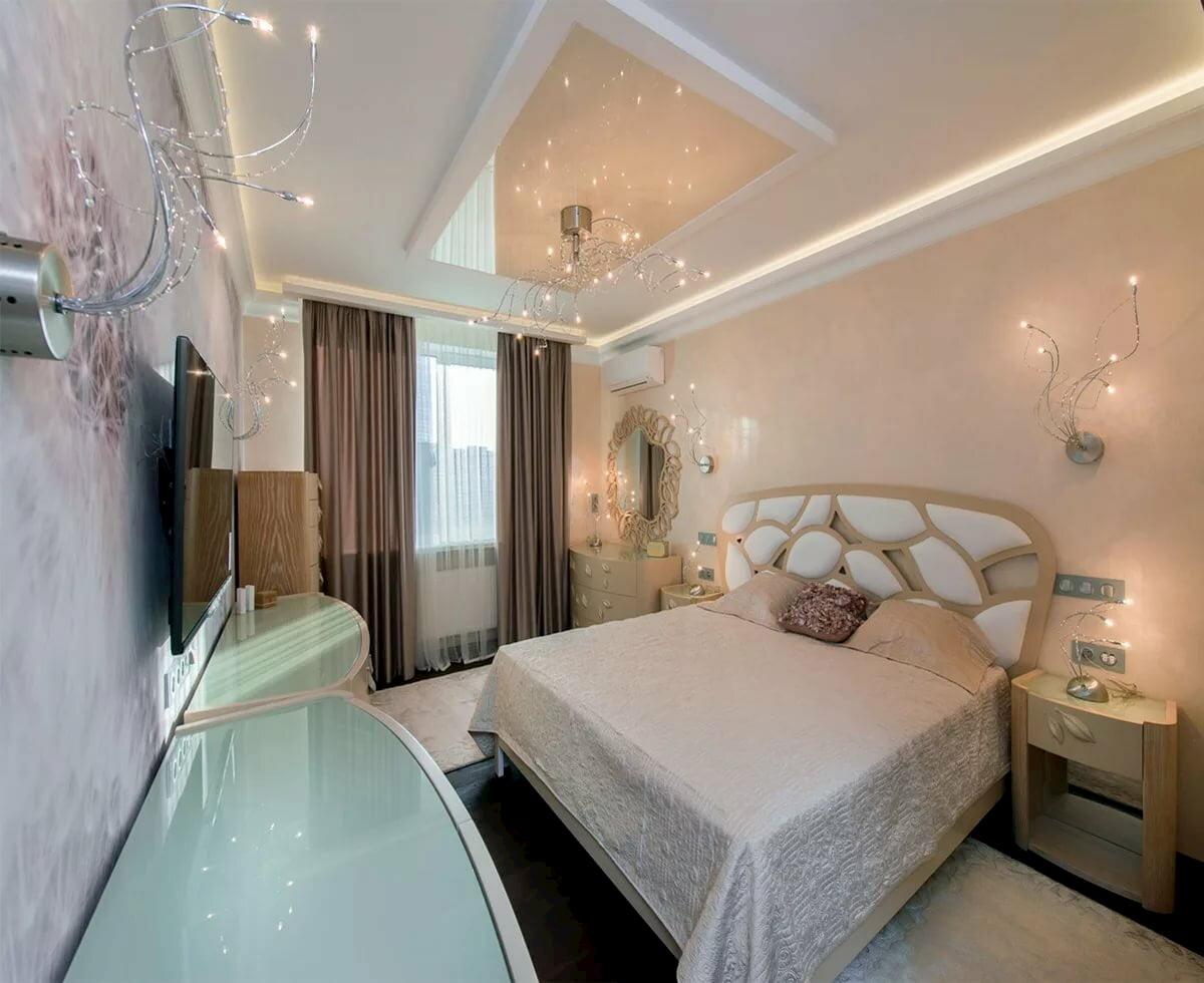 Потолок для квартиры #8