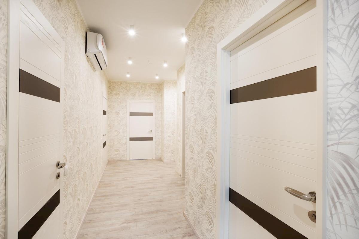 Потолок для коридора #8
