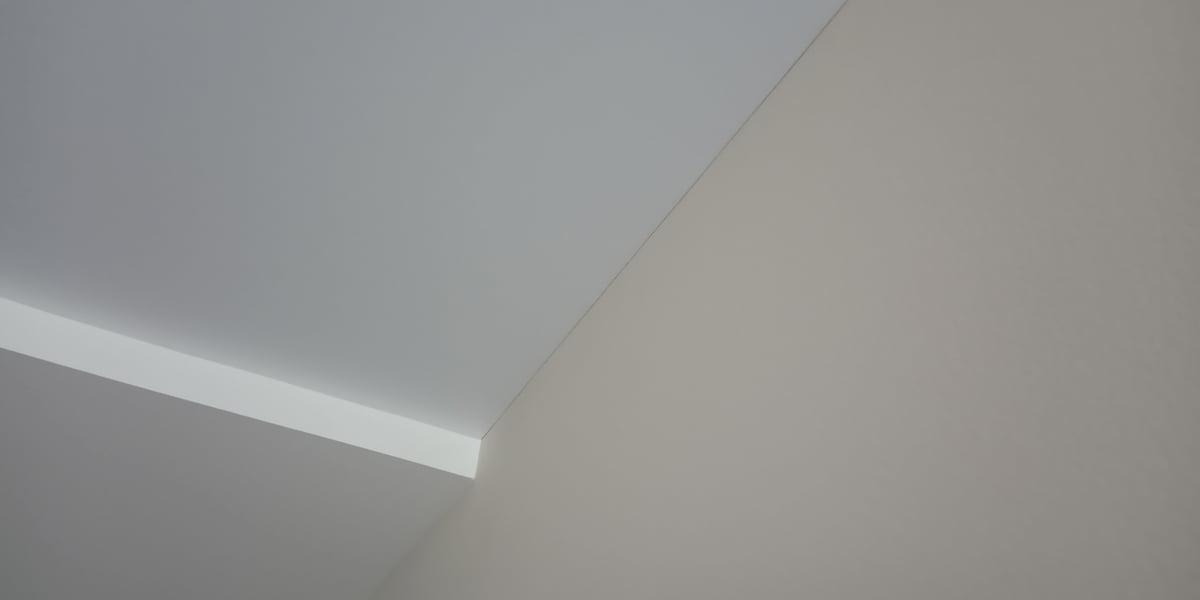 Безщелевой потолок #8