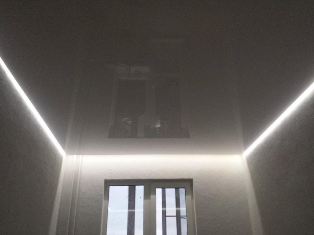 Светодиодный потолок с LED подсветкой #9