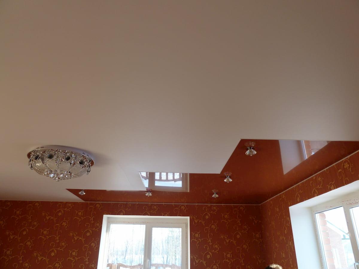 Матовый потолок #9