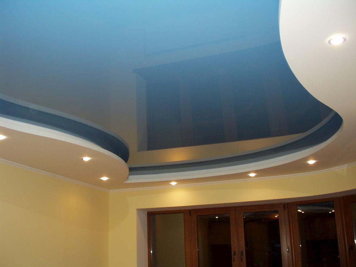 Потолок для зала #9