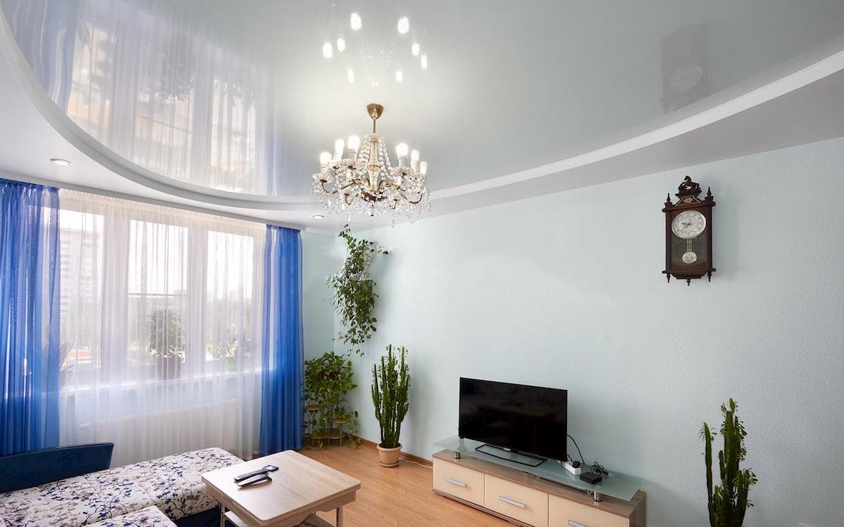 Потолок для квартиры #9