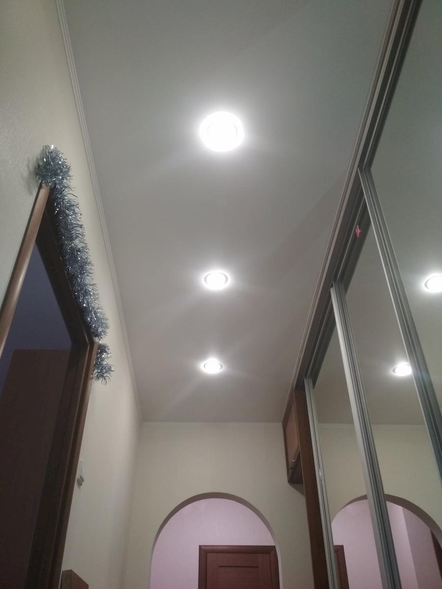 Потолок для коридора #9