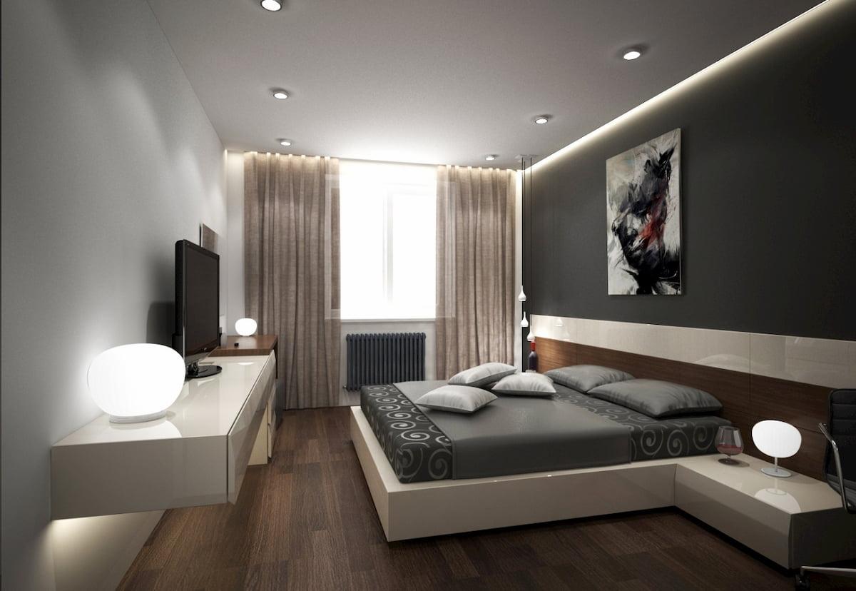 Потолок для спальни #9