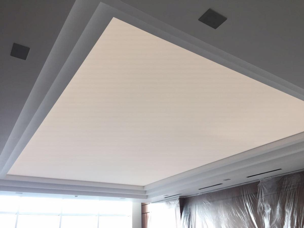 Тканевый потолок #9