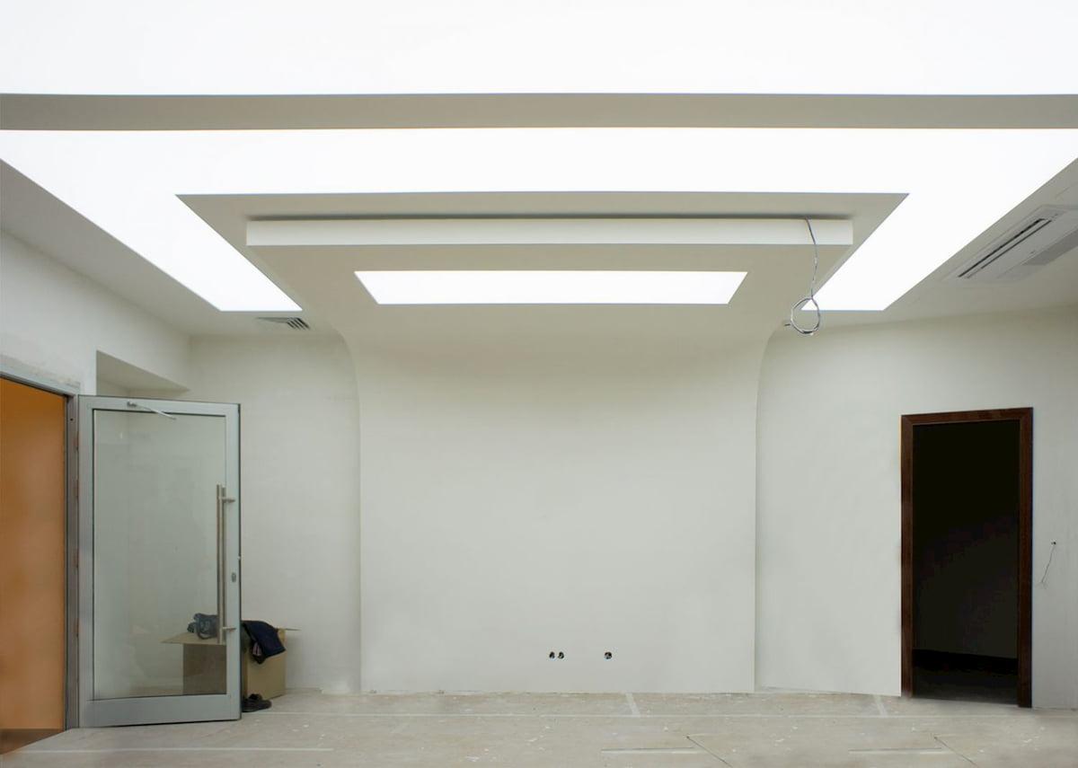 Светящийся изнутри потолок #9