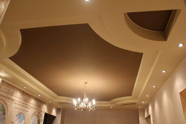 Классические потолки