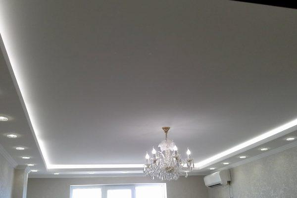 Контурные потолки
